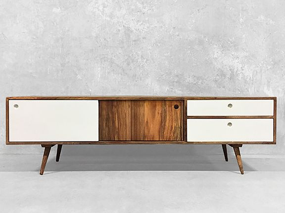 Designed exclusively for and by Holy Funk, this Scandi designed entertainment unit is perhaps our best design yet!