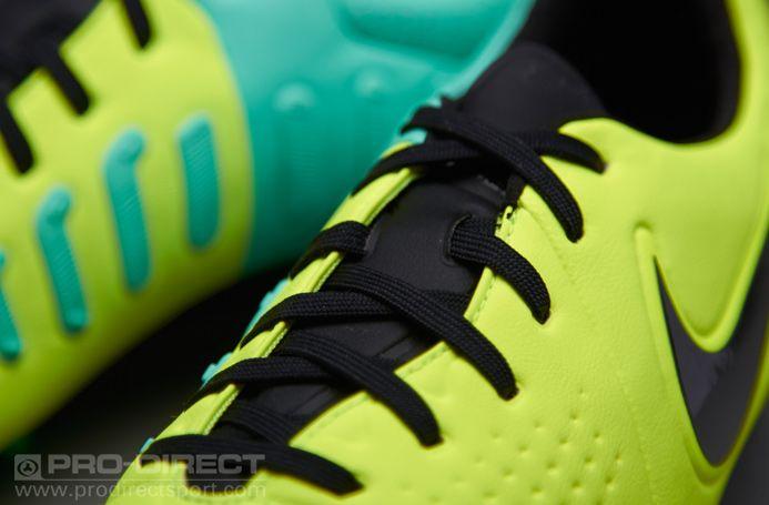 Nike Football Boots - Nike CTR360 Maestri III FG - Firm Ground - Soccer Cleats - Volt-Green Glow