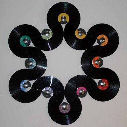 #Vinyl Record album art