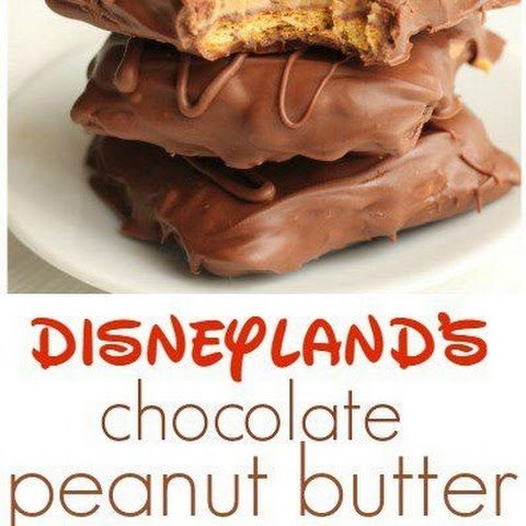 peanut butter sandwiches disneyland chocolate peanut butter copycat ...
