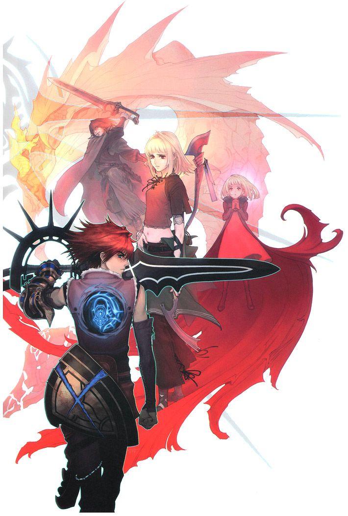 best DOD images on Pinterest Anime girls Drakengard and