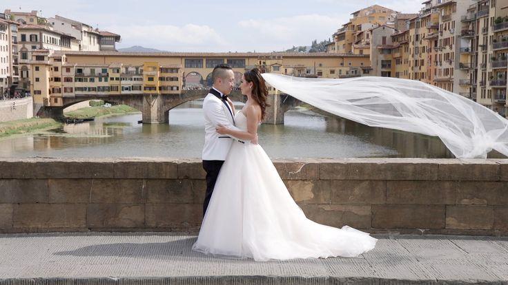 Wedding in Tuscany - Villa la Vedetta - Florence from waterfallvisuals.com