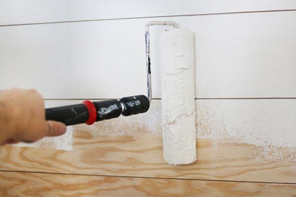 How to: Install Scandinavian-inspired Shiplap Paneling