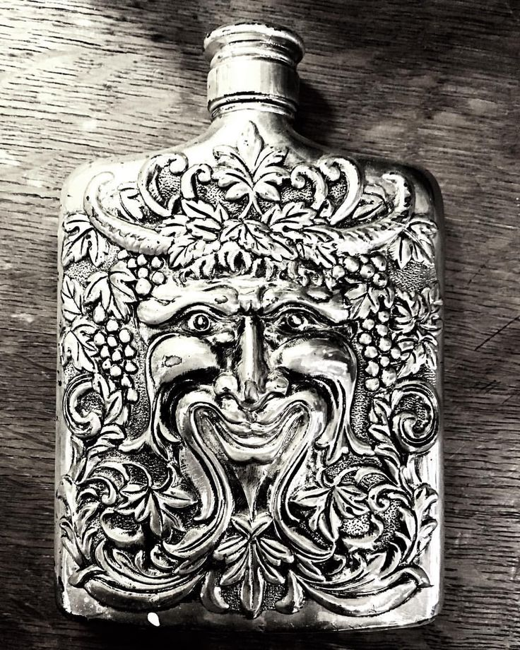 """69 Likes, 9 Comments - Revive Consignments (@reviveconsignments) on Instagram: """"One Cool Flask #godingersilver #godingerflask1983 #godinger #vintagestuff #vintageflask #FLASK…"""""""
