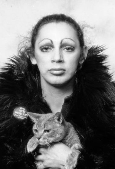 "Holly Woodlawn, the transgender actress who became Andy Warhol's muse and inspired Lou Reed's ""Walk on the Wild Side,"" has died at the age of 69"