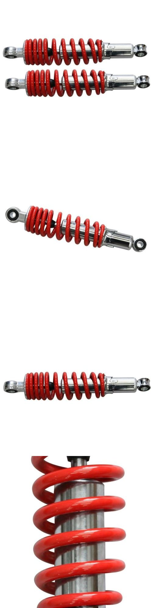 Parts and Accessories 64657: 2X 290Mm 11 Rear Shock 50Cc 70 90 110Cc 125Cc Dirt Bike Atv Go Kart Baja Quads -> BUY IT NOW ONLY: $58.59 on eBay!