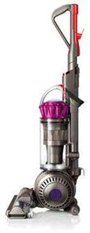dyson ball animal upright vacuum in purpleblue