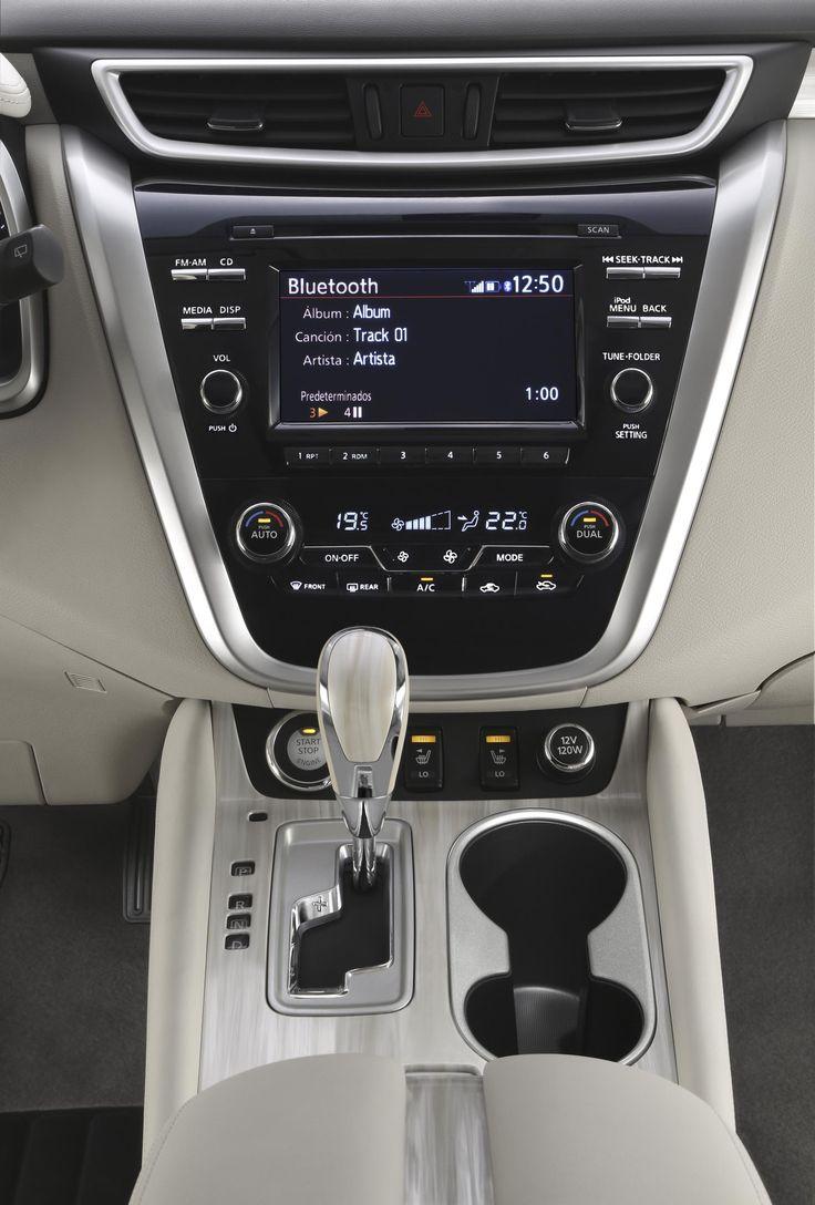 Nissan Murano: la tercera generación de una SUV de alta gama La tercera generación del Nissan Murano mantiene su estética vanguardista, pionera entre los SUV, a la que suma un superlativo nivel de equipamiento... http://sientemendoza.com/2017/04/01/nissan-murano-la-tercera-generacion-de-una-suv-de-alta-gama/