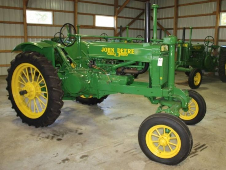Tractor Rims 36 : John deere aw factory round spokes