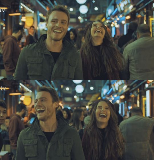 When your hanging with that one person that no matter where you are or what your doing, they just make you laugh.