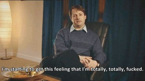 Mark Corrigan is all of us.