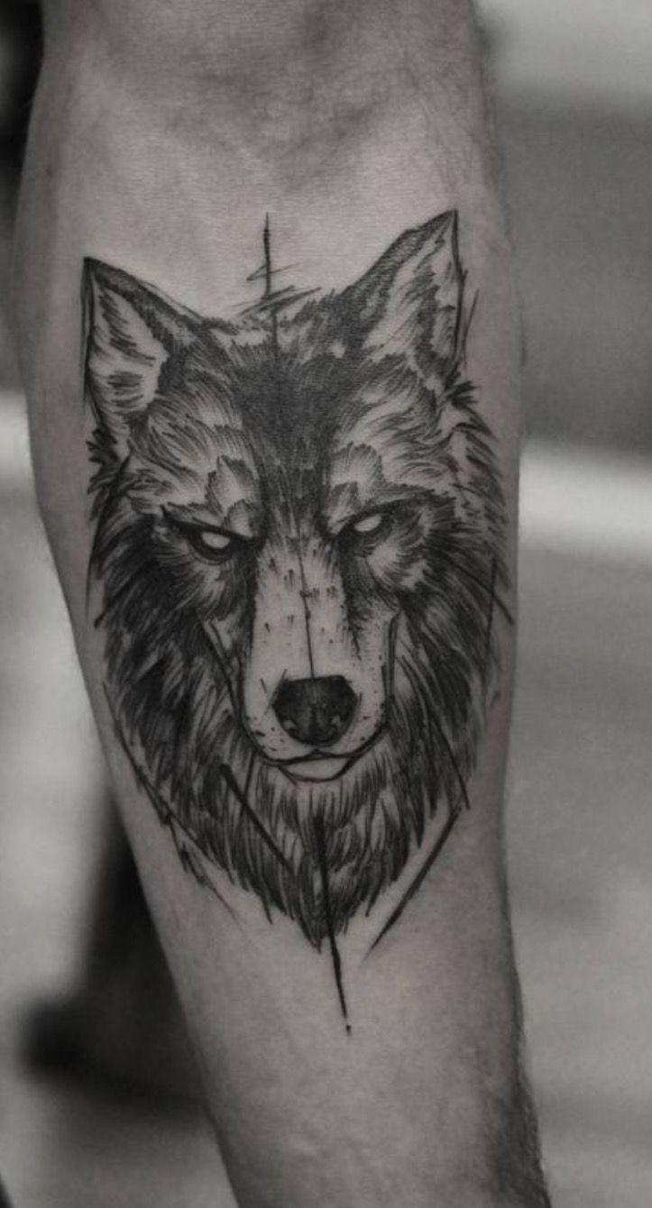 Tattoo Of Tattoo: Lobo Tatuagem, Tatuagens No