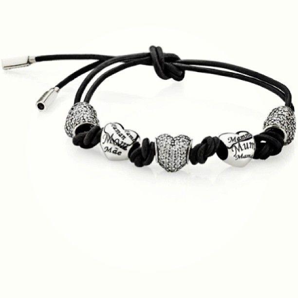 pandora cord armband