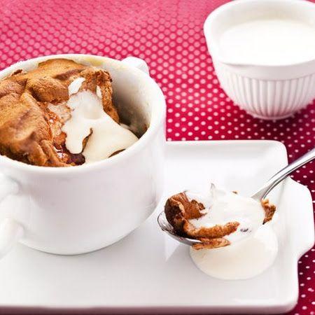 Suflê de goiabada com calda de requeijão cremoso - #Receitas #Culinária #Nutrição #Sobremesas