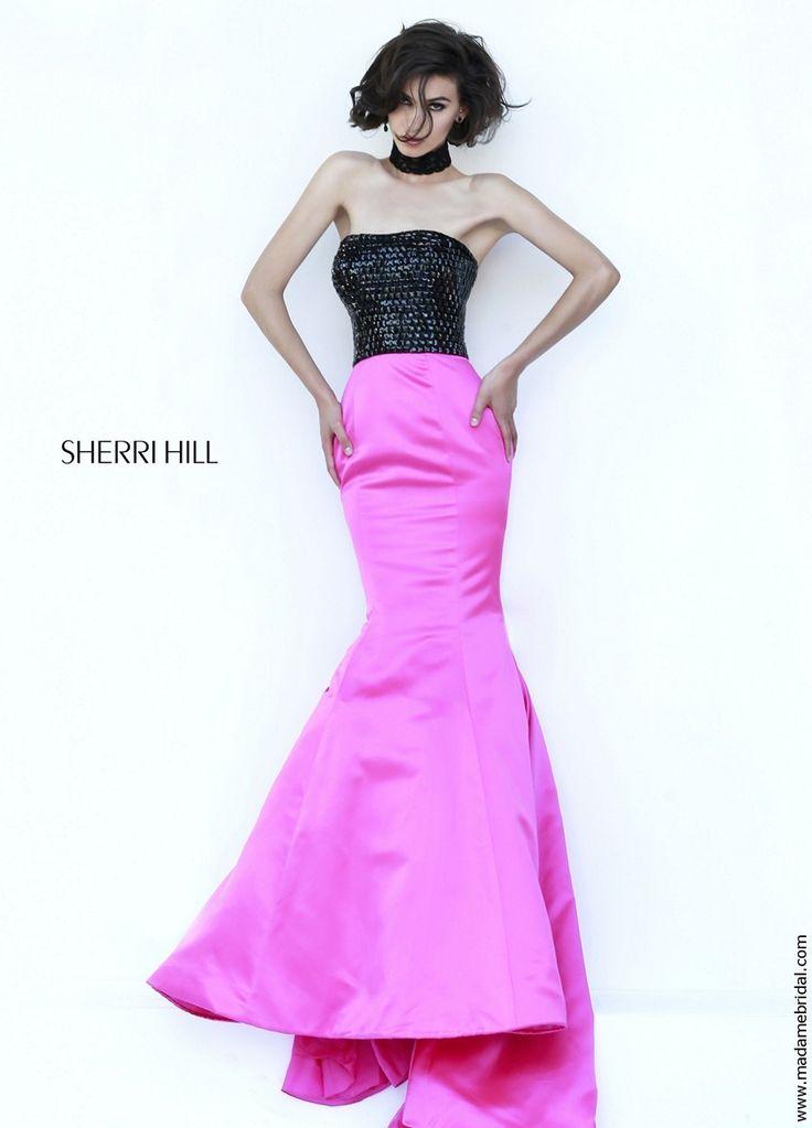 155 best Sherri Hill Dresses images on Pinterest | Trajes de ...