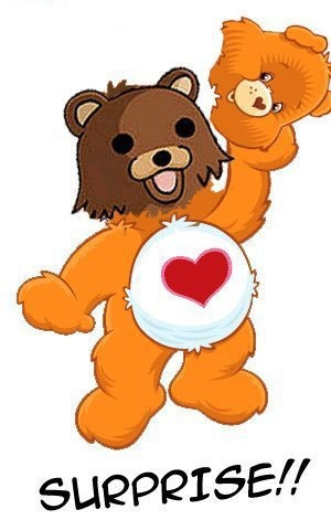 care pedobear                                                                                                                                                                                 More