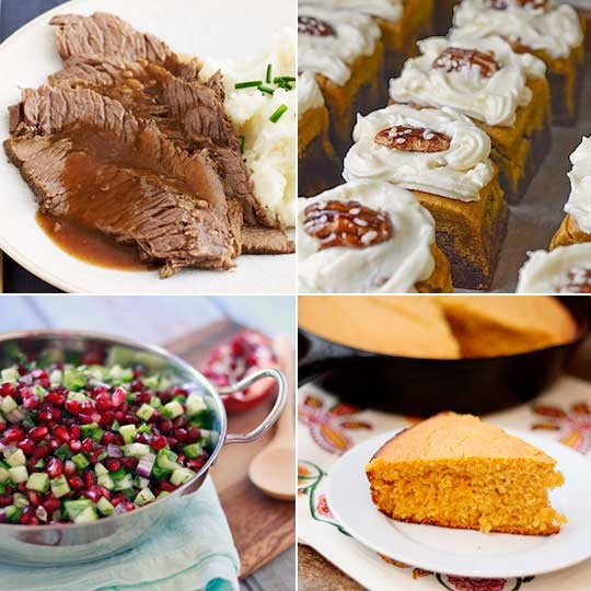 ... Chocolate Swirl Bars & Pomegranate Winter Salsa — Delicious Links