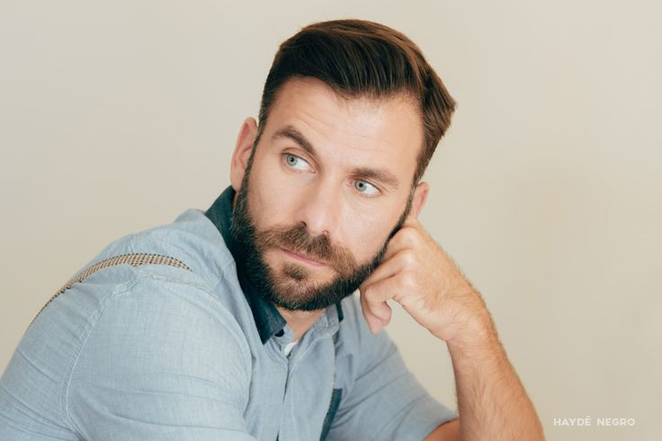 Nicolás Gaude #haydenegro www.haydenegro.com