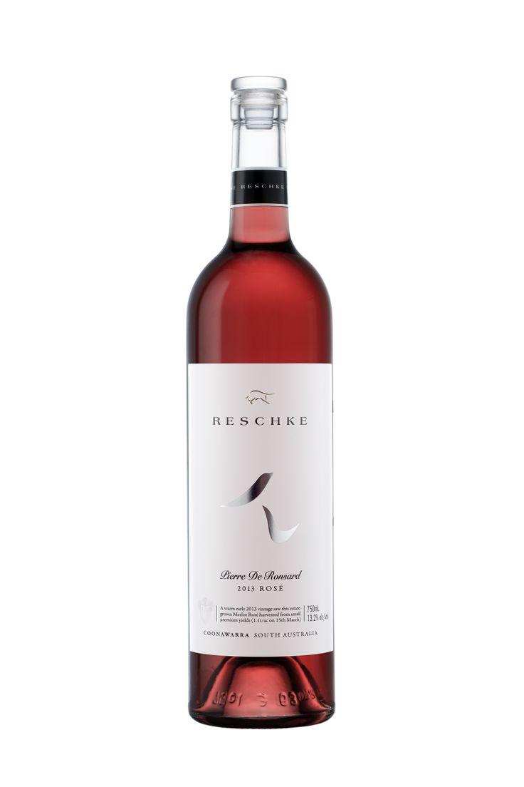 Our new release; Reschke 2013 Pierre De Ronsard Rosé. www.reschke.com.au  #wine…