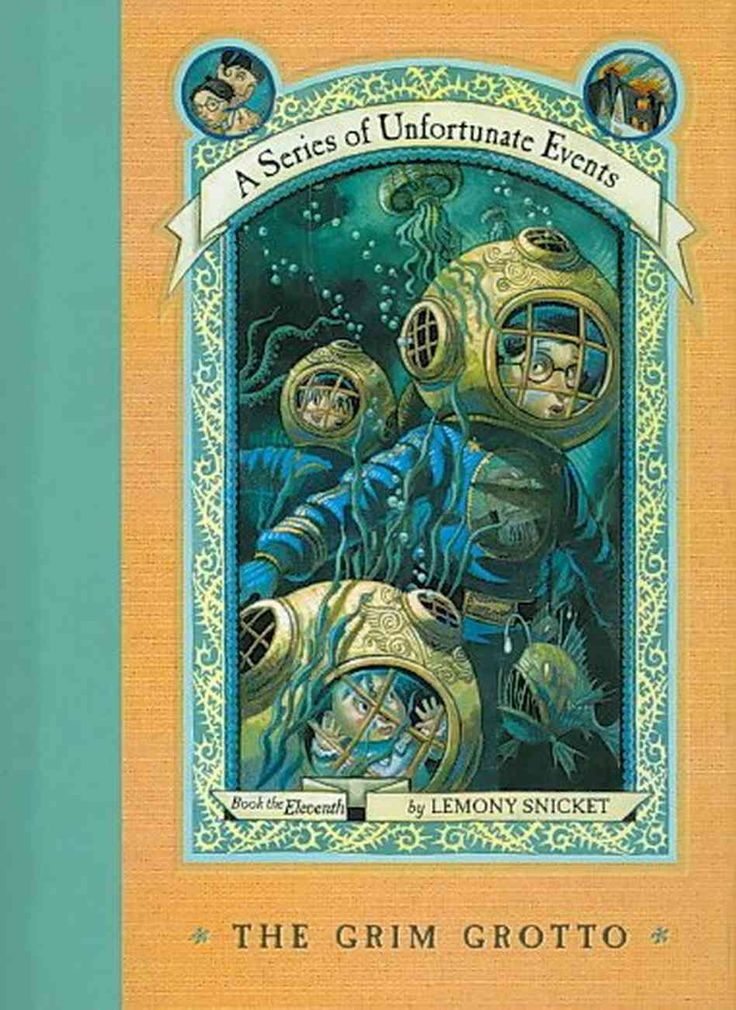 Netflix Is Adapting Lemony Snicket's A Series of Unfortunate Events! So excited!! The movie adaption was terrible so hopefully the series will be better. I grew up reading these!