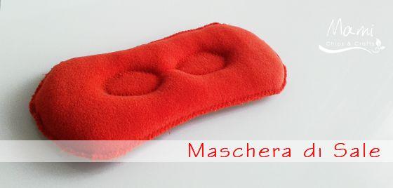 mami chips & crafts: Rimedio naturale per la sinusite: maschera di sale...