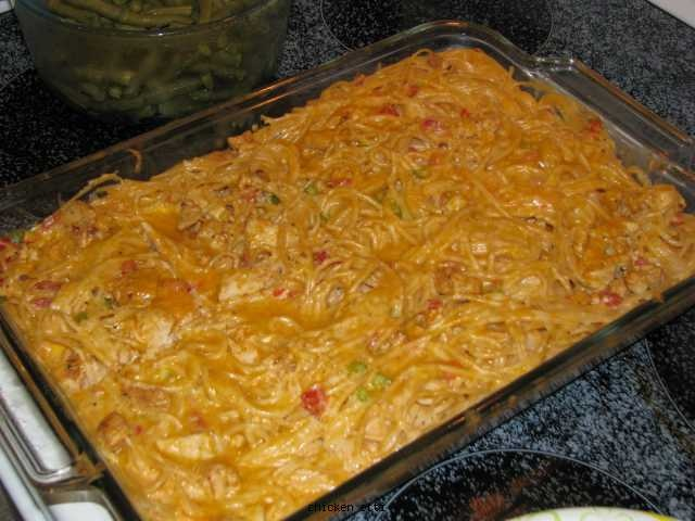 Anna Duggar's Chicken Etti (made it and found it meh.  too much like mexican chicken to enjoy as its own thing.)