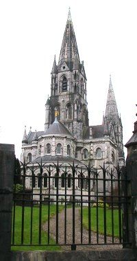 St. Finbars Cathedral, Cork County, Ireland | ST. FINBARR'S CATHEDRAL