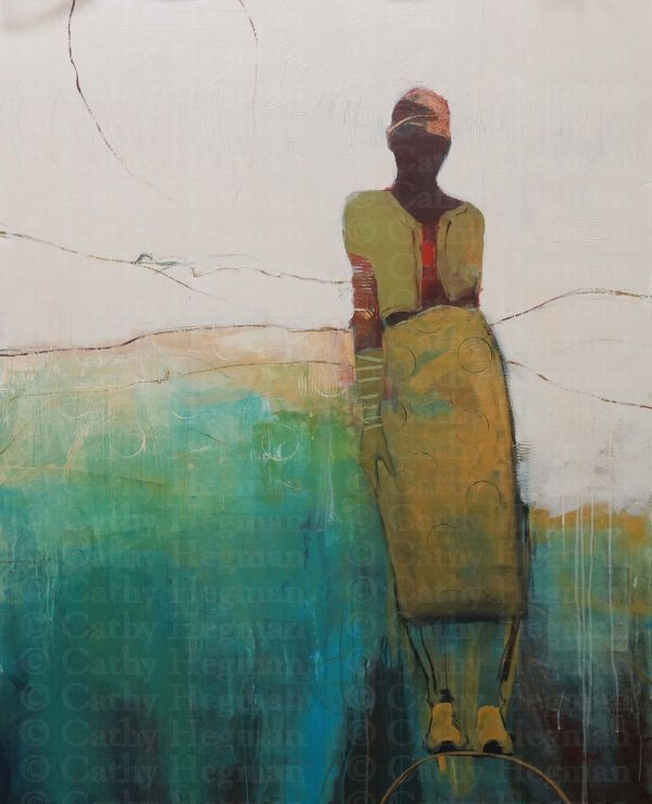 Weight of Balance Above it All   Cathy Hegman