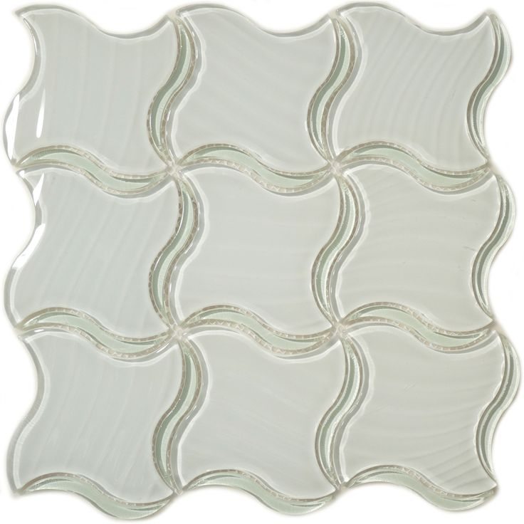 Sheet Size 12 X Tile Unique Shapes Tiles Per 9 Thickness Grout Joints Mount Mesh Backed Sold By The