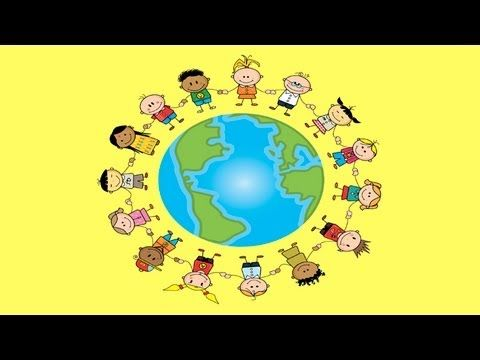 Mother Earth with lyrics - Children Love to Sing & Dance Environmental Song - YouTube