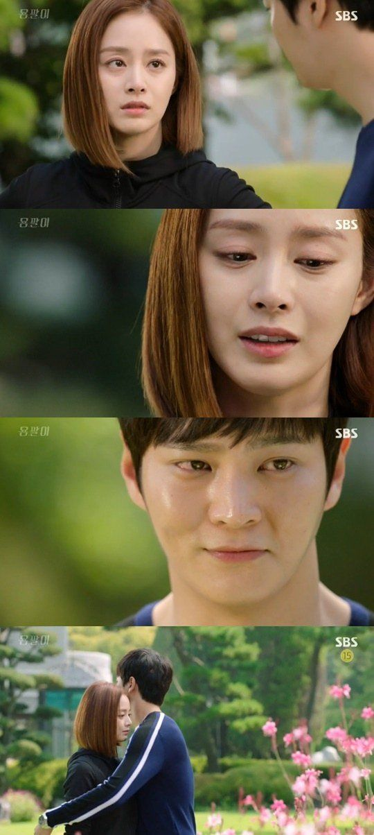 [Spoiler] 'Yong Pal' Joo Won leaves Kim Tae-hee @ HanCinema :: The Korean Movie and Drama Database