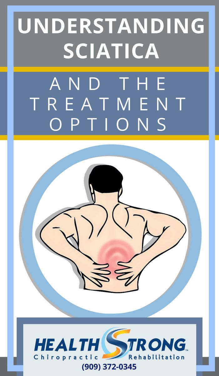 Understanding Sciatica and the treatment options- The author, Dr. Bernath has been practicing and treating sciatica and lower back pain in Chino,ca for 14 years. Sciatica is a type of neuralgia, a condition where there is damages or pressure on the nerve creating discomfort, weakness, prickling or numbness. This article outlines symptoms and treatment options to help you better understand sciatica.