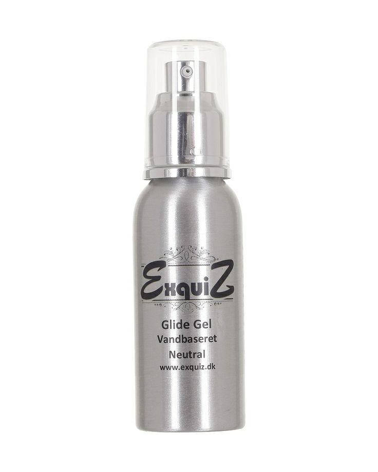 ExquiZ - Anal Glidecreme - 100 ml.- NYHED - Tilbud: 129,00. Køb billigt Nyheder