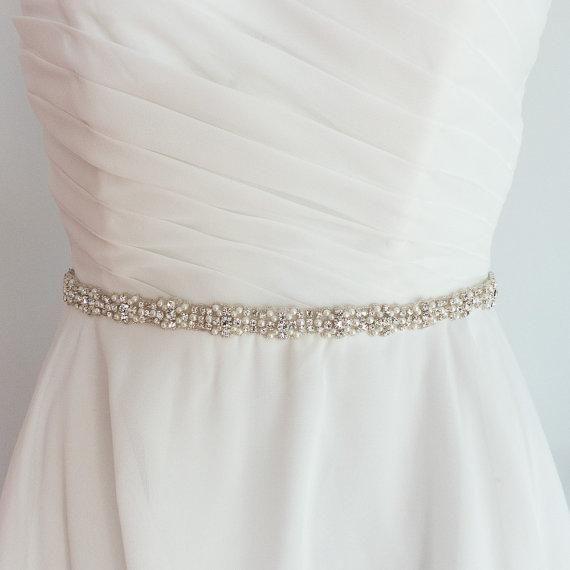 Wedding Dress Belts And Sashes Wedding Dress Belt Gorgeous Wedding Dress Wedding Dress Sash