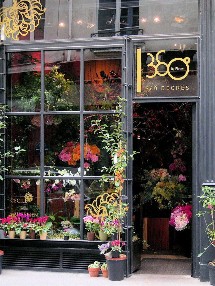 360 Degrés By Flower 14 Rue St Peres St Germain Paris