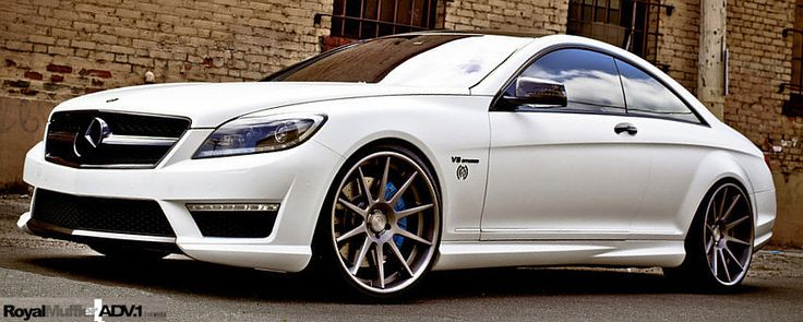 Tricked Out Showkase - A Custom Car | Sport Truck | SUV | Exotic | Tuner | Blog: Clean Mercedes CLS63 on Concave Wheels
