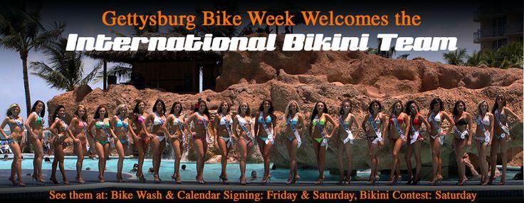 Gettysburg Bike Week in Gettysburg, PA