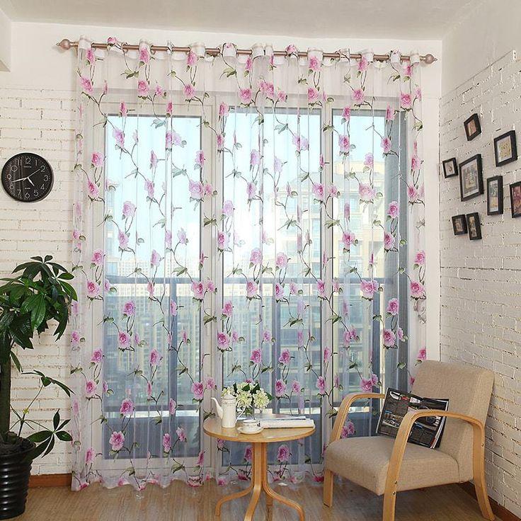 Paris Sheer Curtains