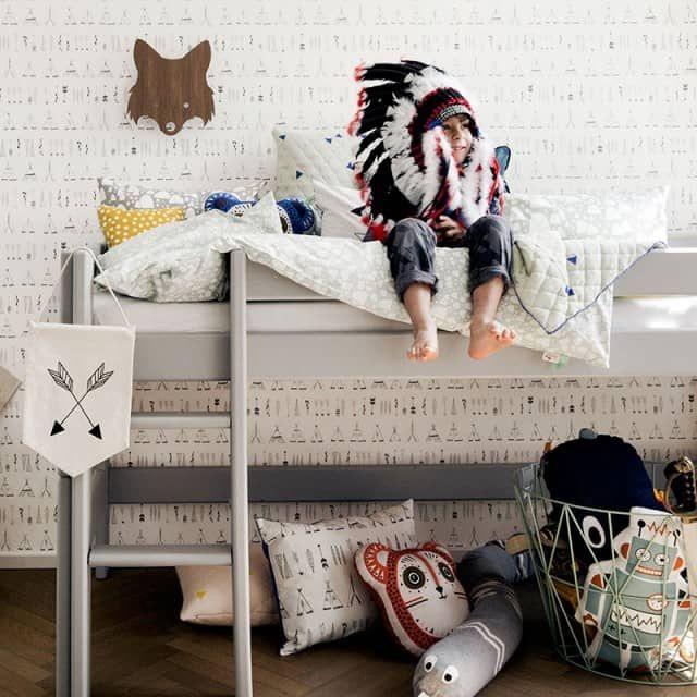 Ferm Living Tapete B?ume : Tapete auf Pinterest Zimmer Tapete, Rekord Dekor und Kinderzimmer