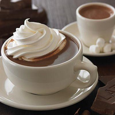 """Grown Up"" Hot Chocolate"