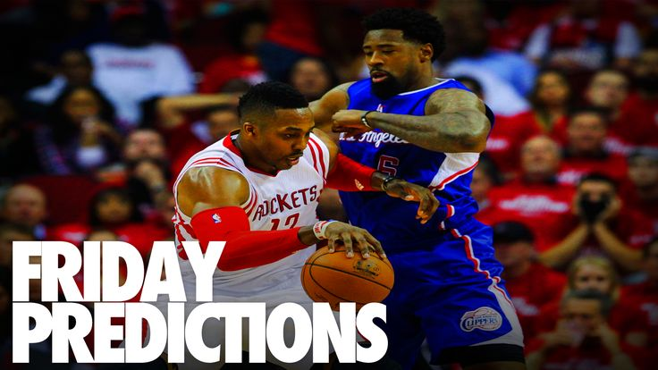 Ric Bucher's Preview and Predictions for Friday Night's NBA Playoff Games | Bleacher Report