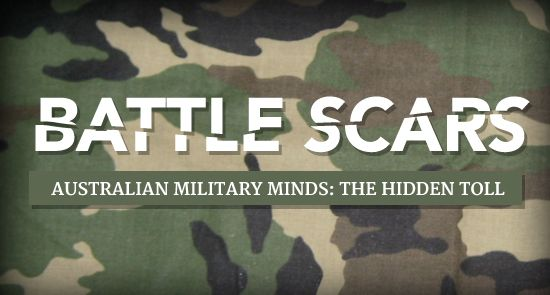 Battle Scars: how the govt treats brokensoldiers