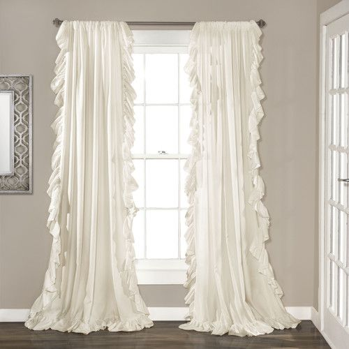 1000 Ideas About Farmhouse Curtains On Pinterest Rustic