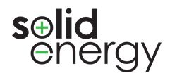 High Energy Density And Safe Battery - Solidenergy Systems Corp
