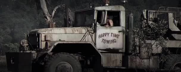 "Happy Time Towing from the movie...""Venom"" 2005"