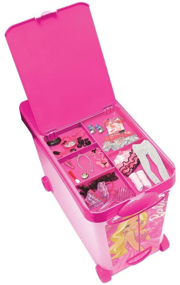 Barbie Clothes Storage Listitdallas
