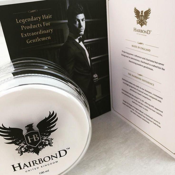 "Legendary Hair Products for Extraordinary Gentlemen! Hairbond sangat direkomendasi di UK sebagai salah satu produk rambut kategori eksklusif... Hairbond mendapatkan rating cukup tinggi di amazon sebanyak 4.7 dari 5 bintang!  Hubungi line ""@chimpbee"" untuk diskusi Hairbond mana yang paling cocok buat rambut kamu!   #chimpbee #aintnomonkeybusiness #mensgrooming #hairbond #hdf #byvilain #authentic #trustedseller #trustedolshop #olshopindo #pomadeshop #mensfashion #readystock by chimpbee"