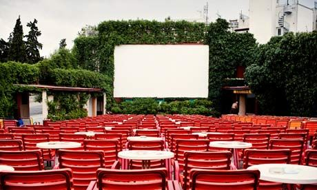 Outdoor Cinema in Athens | Locals' guide to Athens | Travel | guardian.co.uk