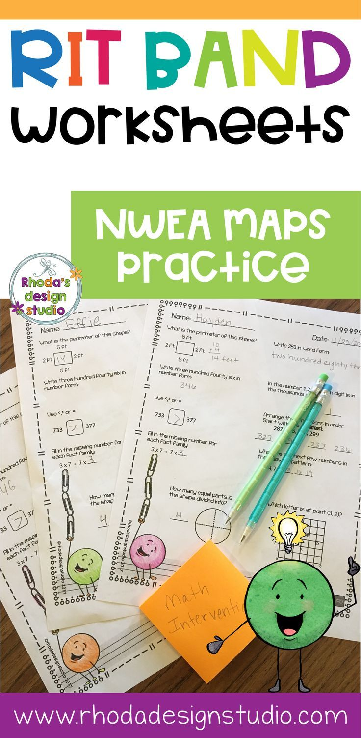 NWEA MAP task cards that can be used for test prep or math interventions. These task cards cover Numbers and Operations, Measurement and Data, Algebraic Thinking and Geometry. Skills are for the NWEA RIT Band 191-200.  These can be used as bell work, daily practice, review, for test prep, independent centers, or to assess skills that your students need to master.  Even if your school doesn't use MAP testing, these task cards make great review and practice for remedial practice.
