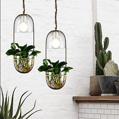 40W Lampe suspendue , Traditionnel/Classique Autres Fonctionnalité for Style mini VerreSalle de séjour / Chambre à coucher / Salle à de 4985447 2016 à €152.87
